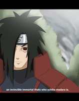 Madara :anime verson: by The-vizard