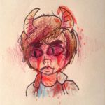 Demon!Grumps Ross by Salami-Butts