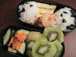 First Bento by Ms-NekoKitty