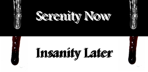 Insanity Now by AshofaBlackRose
