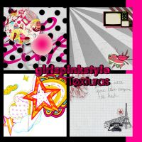 Textures-GPS by GirlsPinkStyle