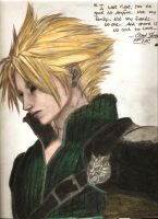 Colored Cloud Strife by The-MuseDragon