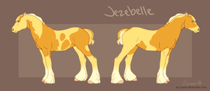 Jezebelle by dry-oasis