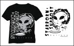 Starborn Support T-shirt Design 2 by Ransolo