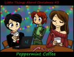 Xmas Special Day Three: Artemis Fowl by BlueSeptember