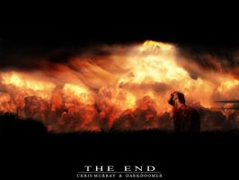 The End Wallpaper by Hayter
