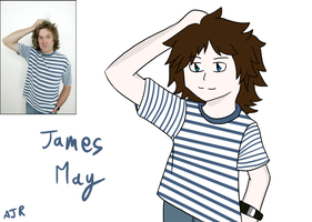 TG: James May by just-Abigail