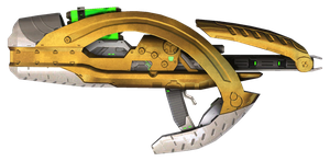 Halo 3 Fuel Rod Gun by ToraiinXamikaze