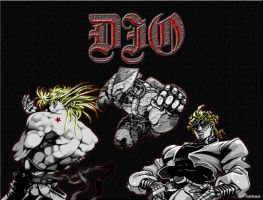Dio Project Beta by megadude234