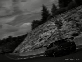 GT4- Nissan Skyline Drift 4 by Shroomkin