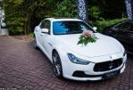 Maserati as a wedding car by Blizzard1975