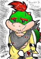 The Second Darkland - Bowser Jr. by ScreeKeeDee