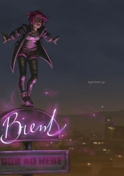 infamous second son fetch hook up
