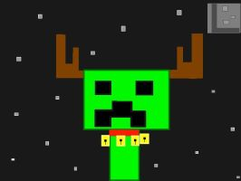 reindeer creeper by chappy-rukia