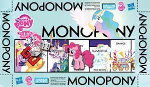 Box for sup3rghost's My Little Pony Monopoly by DrZurnPhD