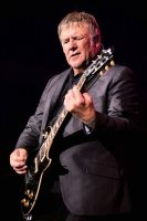Rush in Hamilton:  Alex Lifeson II by basseca