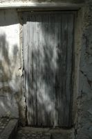 Old wooden door by BlokkStox