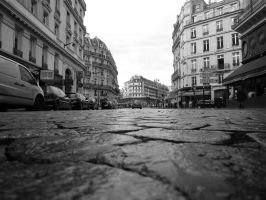 Roman Street 9703428 by StockProject1