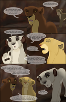 The Haunted Wing Page 3 by KoLioness
