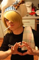 One Piece _Sanji by AmethystPrince