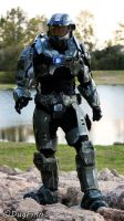 Master Chief - Halo by DugFinn