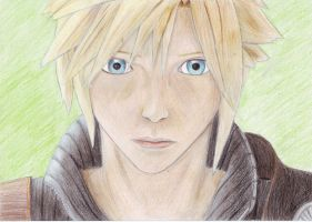 Cloud Strife by VersusVII