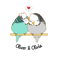 Oliver and Olivia by Nashiil