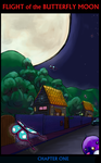 Flight of the Butterfly Moon: Cover by Tadpole7