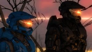 Together for the End of the World by DooMGuy117