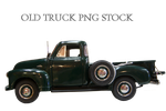 Old Truck Png Stock by KarahRobinson-Art