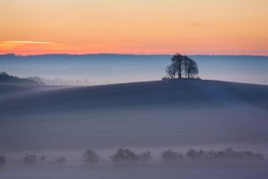 Brightwell Barrow by PeteLatham