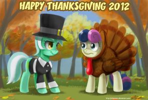 Happy Thanksgiving 2012 by johnjoseco