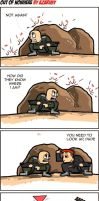 BFBC2: Out of Nowhere by azarimy