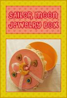Sailor Moon Jewelry Box by querulousArtisan