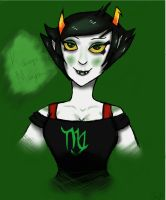Kanaya Maryam by GA-Kanaya--Maryam