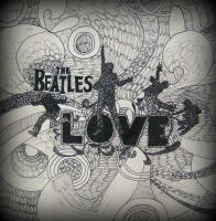 LOVE by Psychedelic-Soul