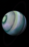 Picture of Uranus by rogelead