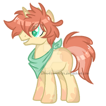 [C] Scruffy Pone by Sapiira