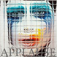 APPLAUSE (cover art - MDNA style) by MonsterH2O