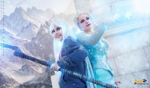 The way you are ~ Frozen heart by DinyChan