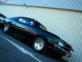 green chevelle by AmericanMuscle