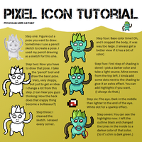 Pixel Icon Tutorial 2 by Locomatic