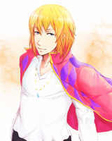 Howl by Suixere