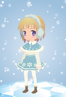 Sidney's Winter Outfit by Tara012