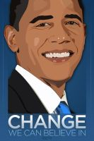 Barack Obama Poster Download by 5MILLI