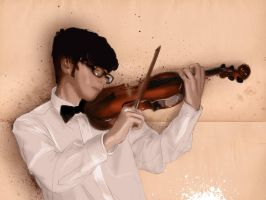 Violinist Part One by WishRecurred