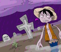 Music: Luffy - Clint Eastwood by starsparkleshine