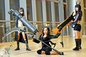 BRS Group Cosplay 3 by AKiraXCura