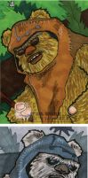 Star Wars Galactic Files - Wicket Wystri Warrick by 10th-letter