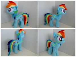 Another Rainbow Dash by GreenTeaCreations